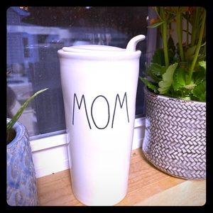 Rae Dunn MOM coffee Togo cup